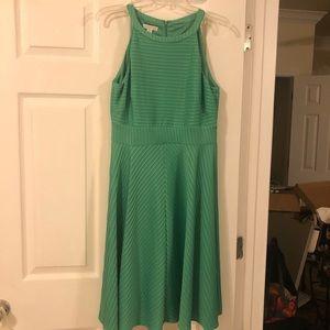Stitch Fix London Times Green Dress - Size 8